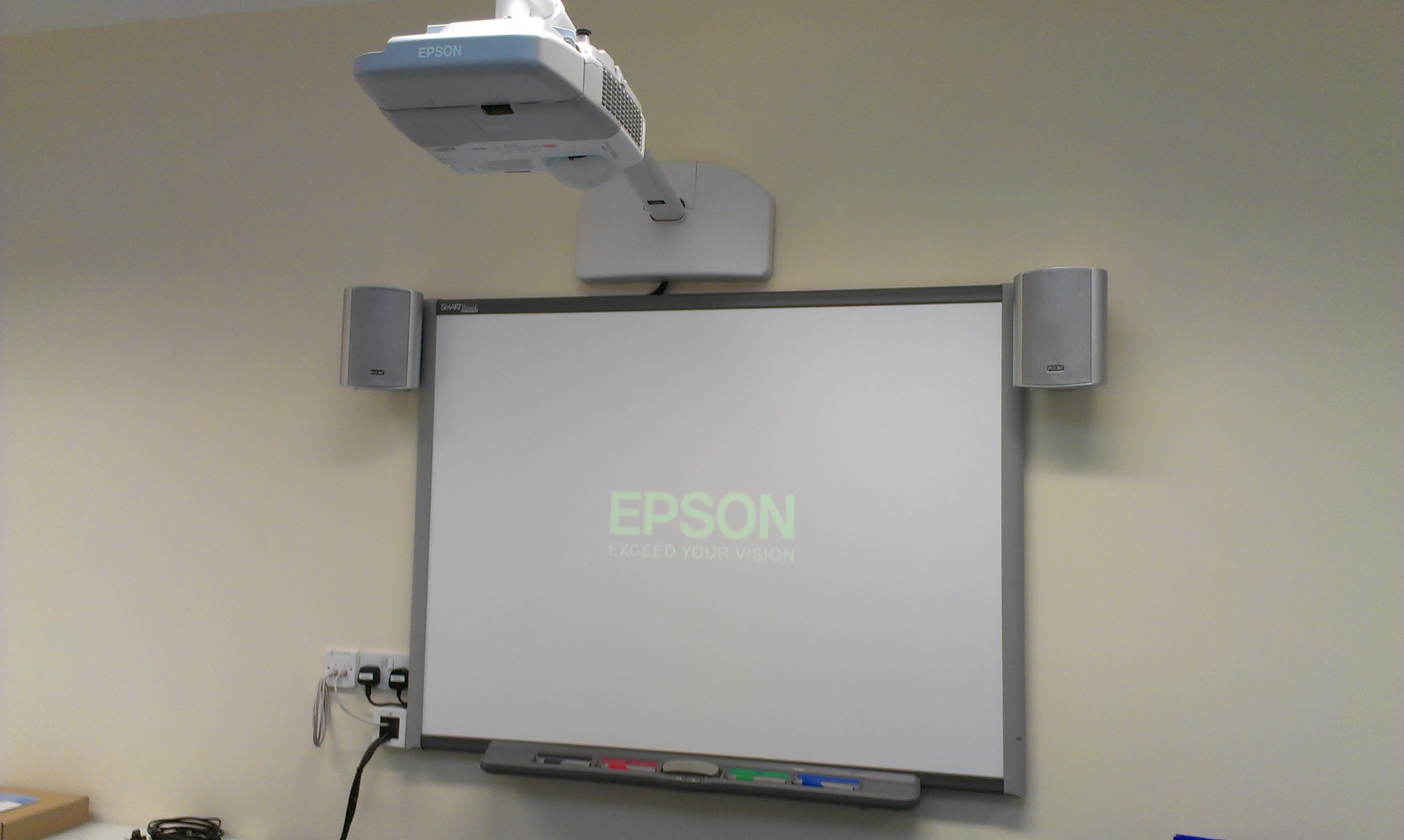 SMART Boards for Spring Cottage Primary School – Double Click IT